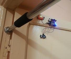 Arduino Smart Gym Bar
