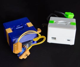 CheetahBeam - a DIY Automatic Cat Laser Toy