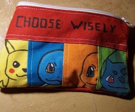 Pokémon pencil case