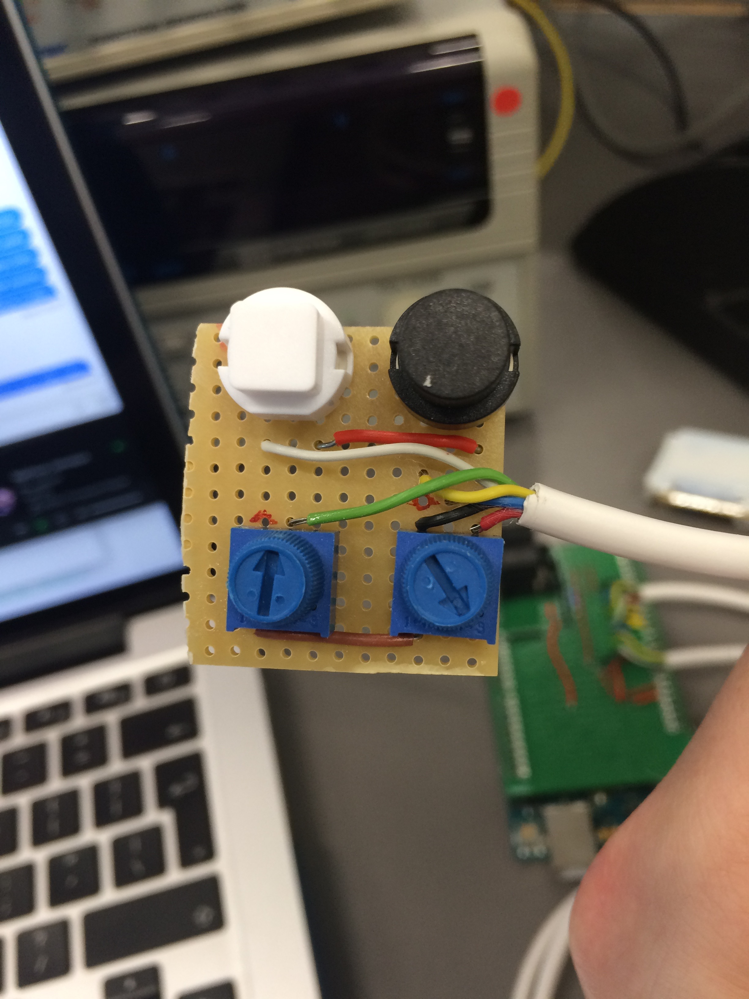 Picture of Building the Worn Circuitry