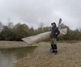 IKEAK - Soft Floor Survival Kayak