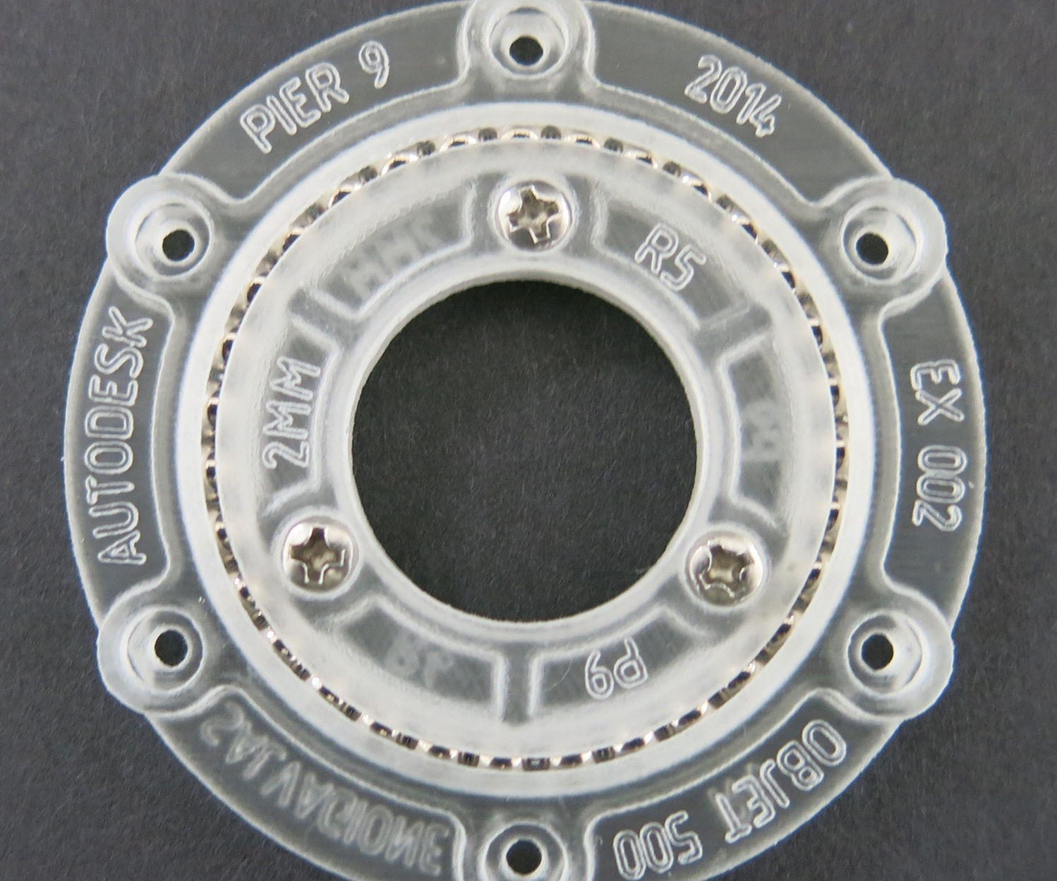 Image result for paolo 3d printed bearing