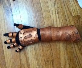 Make Cheap Steampunk Gloves/arms