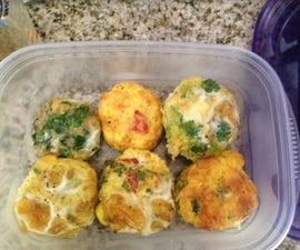How to Make Egg Breakfast Cups