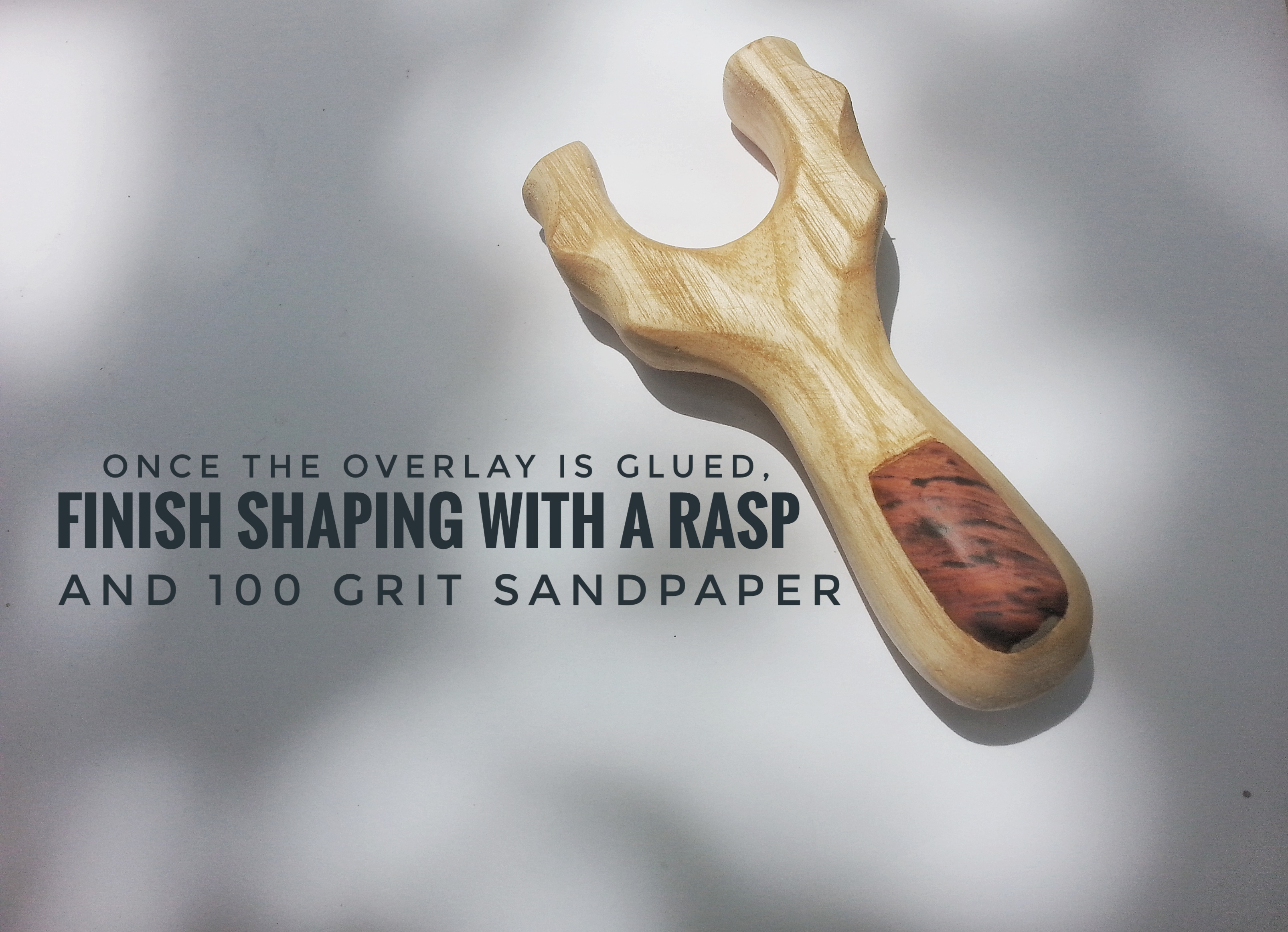 Picture of Finish Shaping and Sanding
