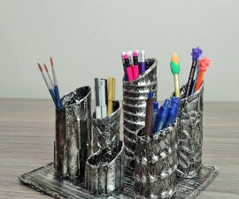 How to Make Pen Pencil Holder