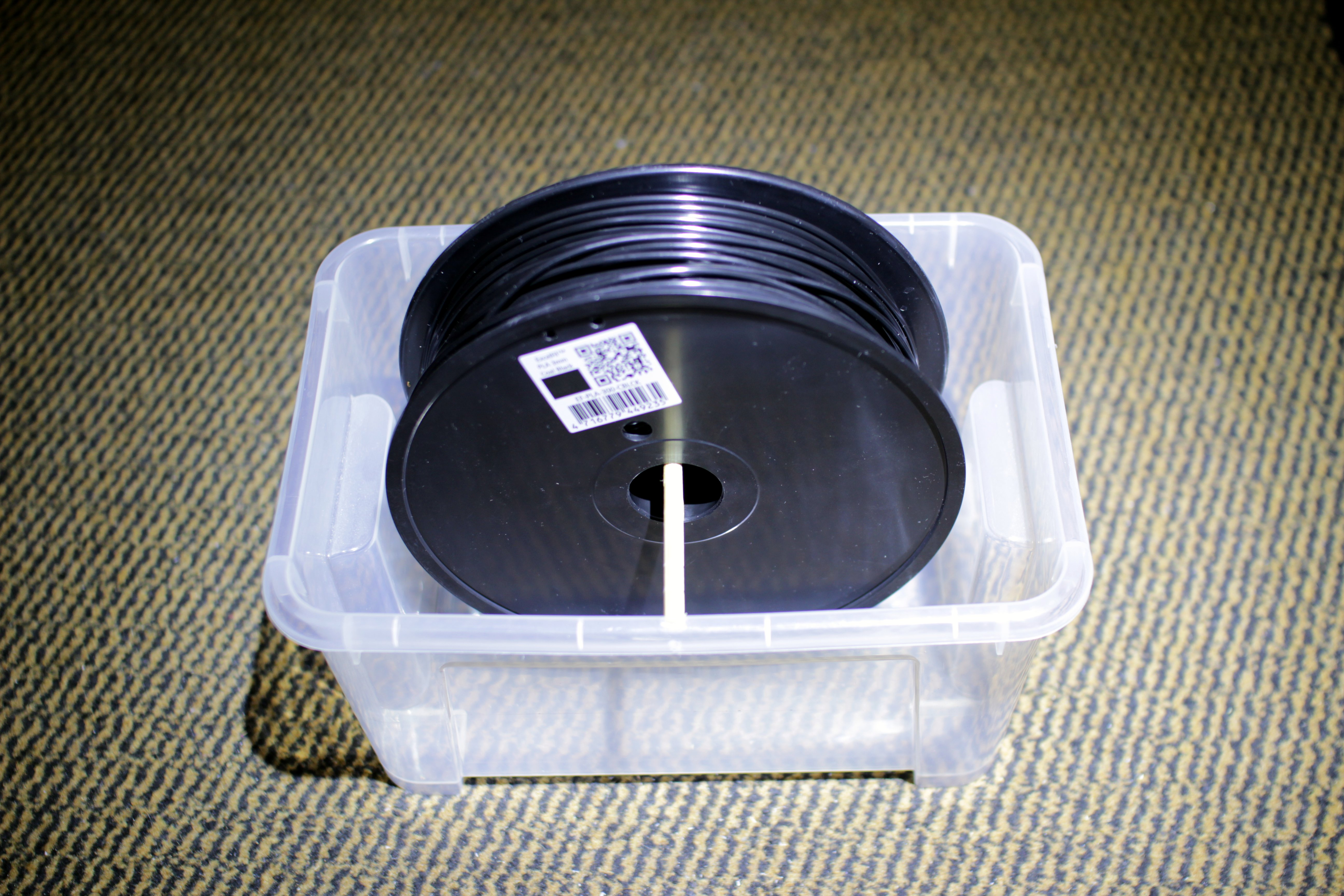 Picture of 1€ Filament Spool Holder