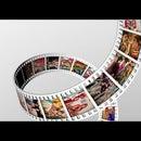 MultiShader Film Strip Making in Cinema 4D Tutorial
