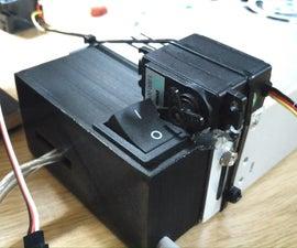 Auto-Power-Off 3D Printer