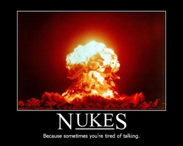 NUKES and WAR PICTURES