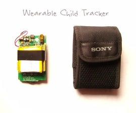 Wearable Child Tracker