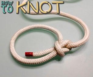 How to Tie a Climber's Bowline