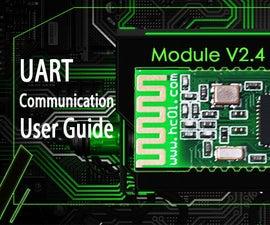 HC-08 Bluetooth UART Communication Module V2.4 User Guide