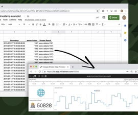 Stream Data From Google Sheets to a Dashboard
