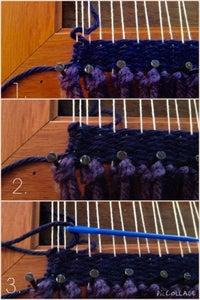 To Begin Weaving