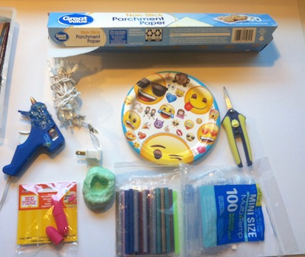 Picture of Step 1 Gathering Tools and Materials