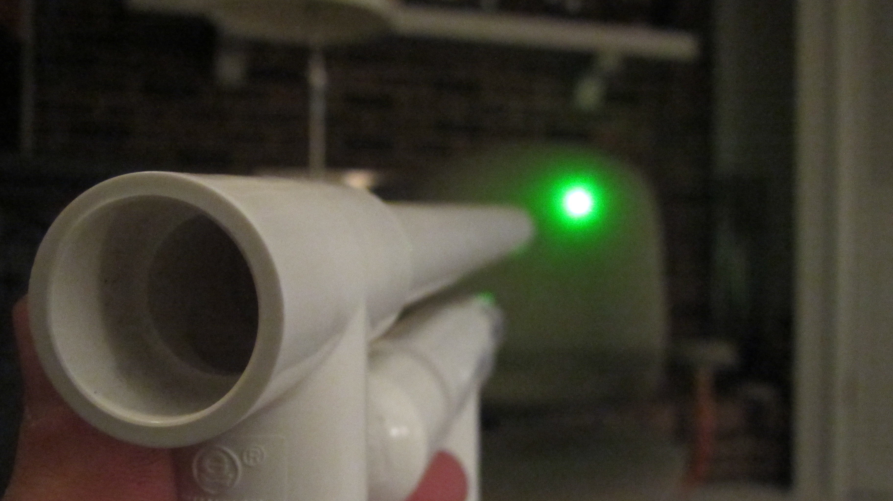 Picture of Laser Sighted Marshmallow Shooter