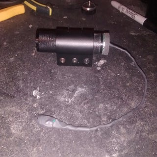 $10 Tactical Weapon Light