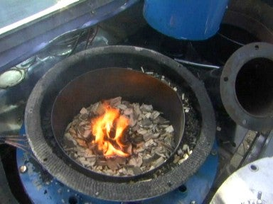 Load Solid Fuel and Ignition!