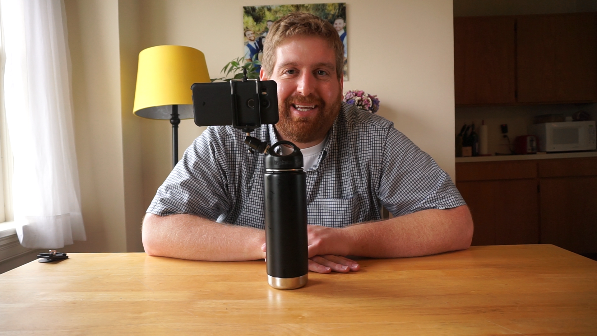 Picture of Klean Kanteen Lid Camera Mount