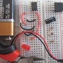 555 Timer IC/ Flasher Circuit