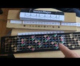 Guitar Music Theory Tools
