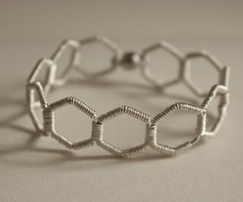 Hexagon Bracelet