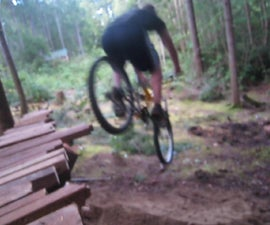 EXTREME Mountain Biking in Your Back Yard