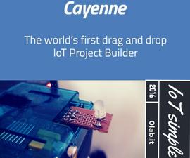 Cayenne & Raspberry Pi IoT Simple
