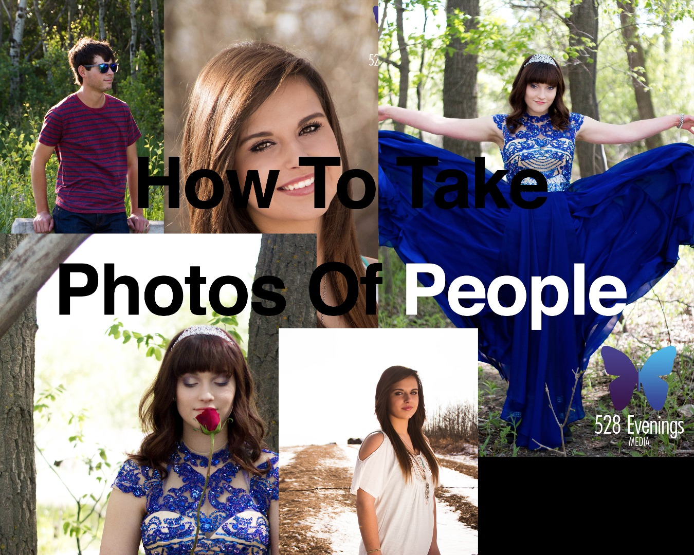 Picture of How to Take Perfect Photos of People.