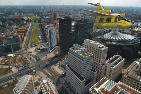 Picture of City Flying Taxi