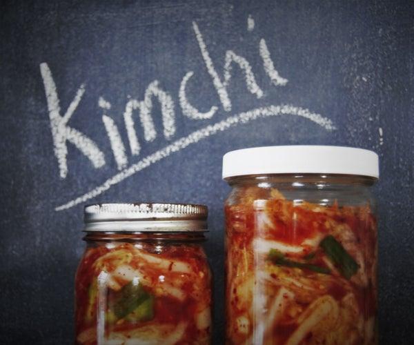 Science of Kimchi