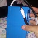 19$ External macbook air battery