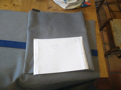 Front and Flap Pocket