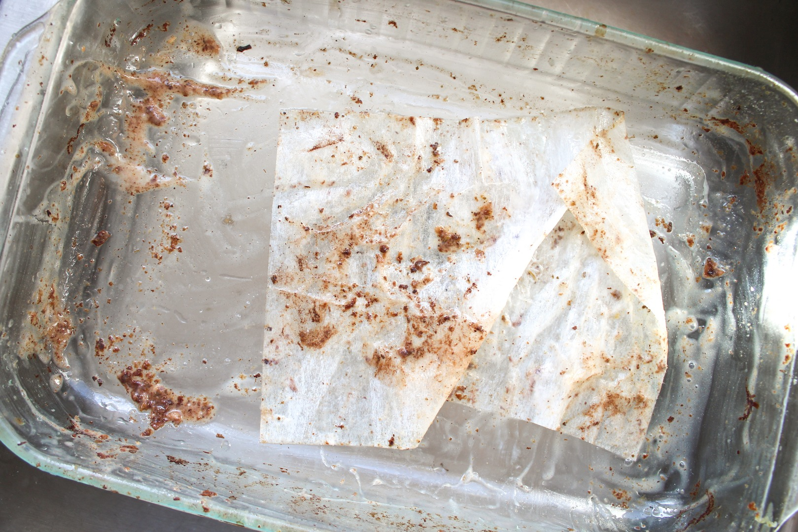 Picture of Remove Caked on Food From Pans