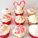 Coconut & Peppermint Cupcakes