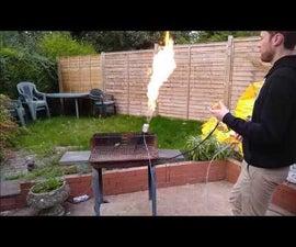 Fire Poofer (Butane Flare)