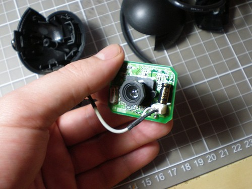 Picture of Make a Simple, Lensless USB Microscope for Under $15