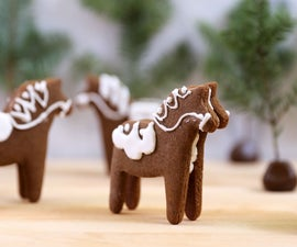 3D Holiday Cookies