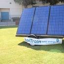 Solar Panel Rover