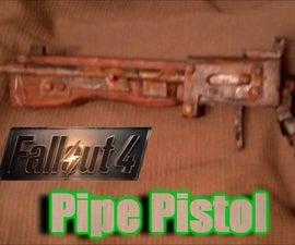 Fallout 4 Pipe Pistol (EVA Foam)