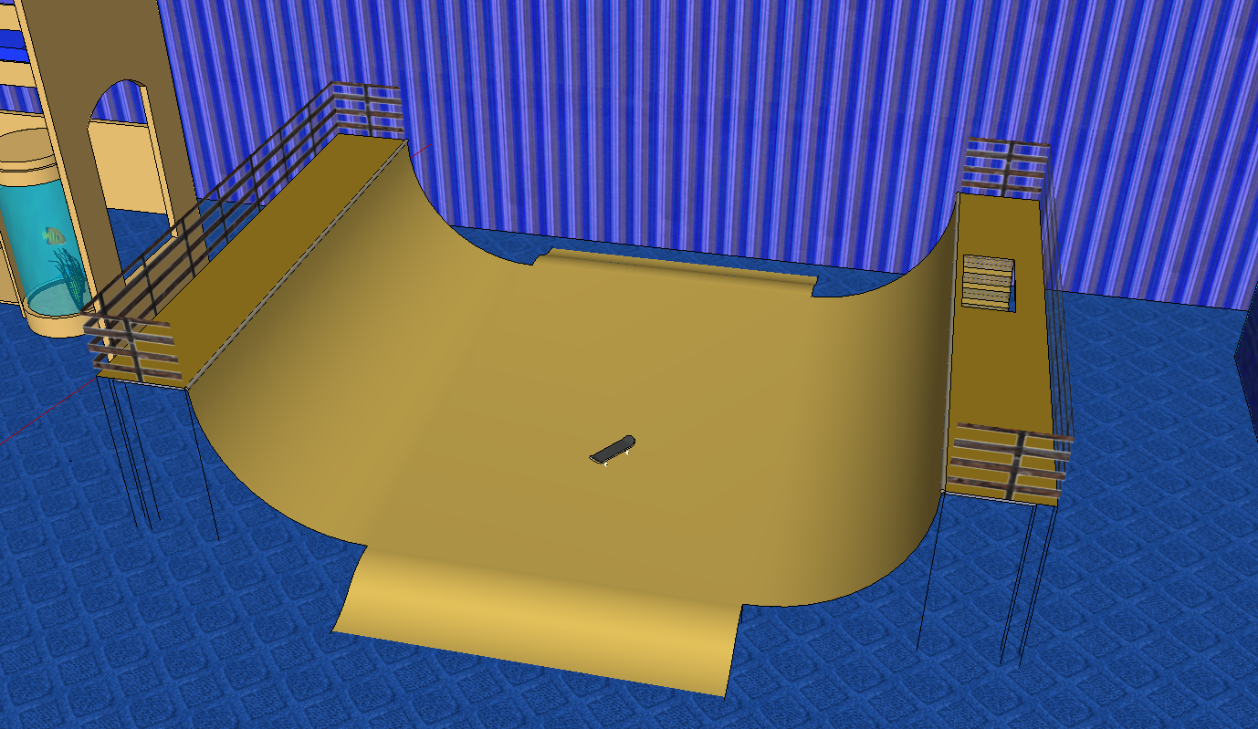 Picture of Halfpipe