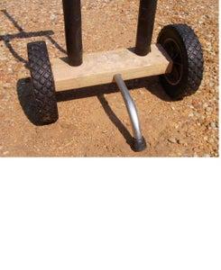 Drill Wood Parts
