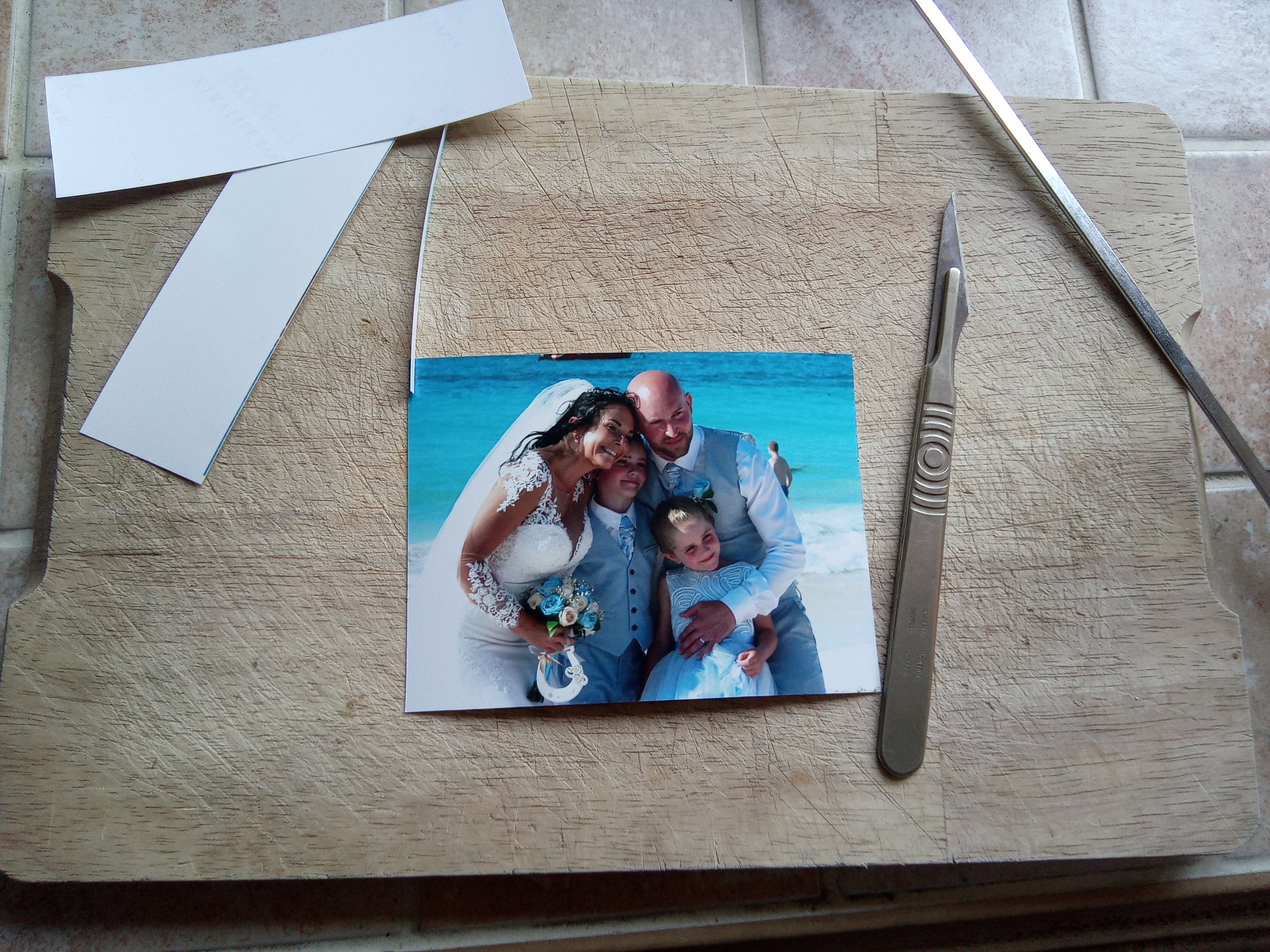 Picture of Cut Out and Laminate Your Photo
