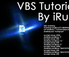 VBS Tutorial - Basics
