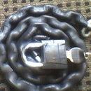 tube wrapped lock