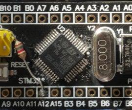 $5 STM32F3-duino Development Board
