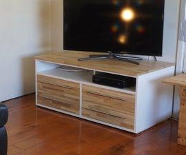 Modern Minimalist TV Stand