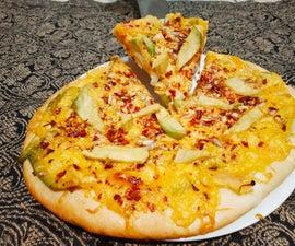 Green Genie Pizza