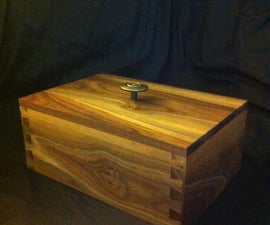 Walnut Boxes